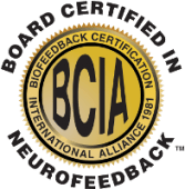 Board Certified in Biofeedback