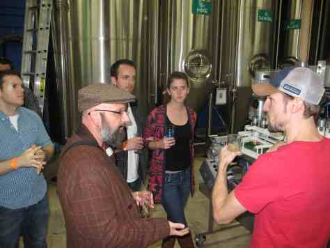 Brewery Tours Austin