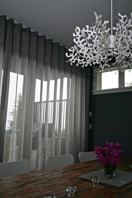 Sheer Drapery Ideas By The Great Curtain Company In Austin