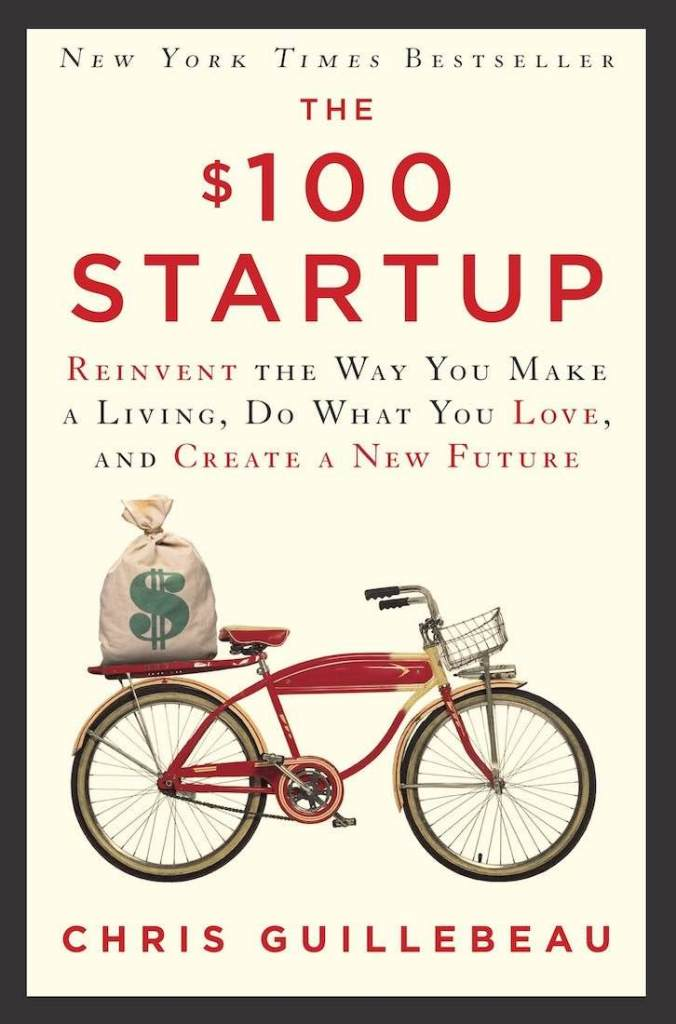 100 startup by Chris Guillebeau