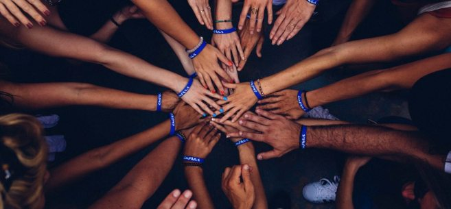 Forming a team is a necessary part of change management efforts.