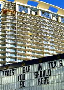 Vanishing Austin_Tiny Bar, Tall Tower by Jann Alexander © 2013