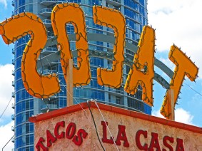 Tacos v Condos by Jann Alexander ©2013