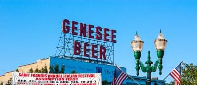 Genesse Beer by jann Alexander © 2012