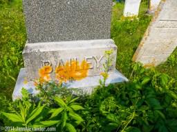BAILEY Family Marker