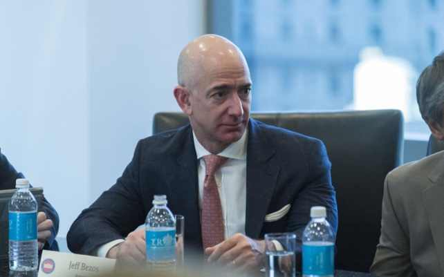Jeff Bezos Biography and Net Worth