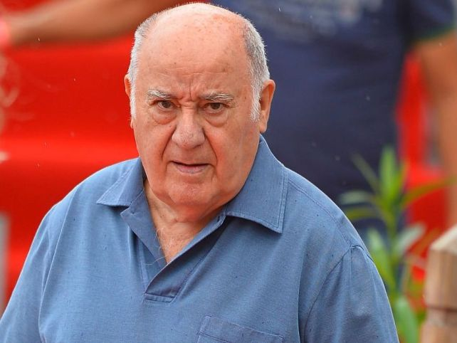 Biography of Amancio Ortega,Net Worth and Much More
