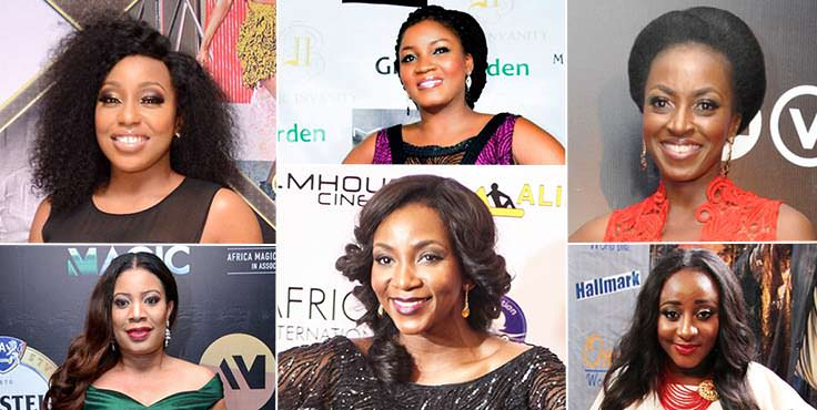 Top 20 Most Richest Actresses In Nigeria 6
