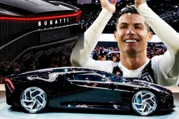 Most Expensive Car In The World >> Cristiano Ronaldo Has Acquired The Most Expensive Car In The