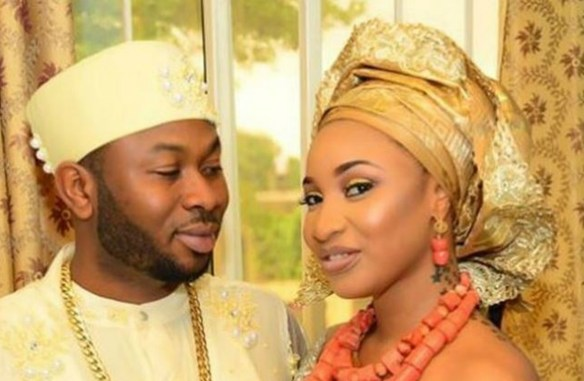 Image result for Tonto Dikeh's ex husband 40 second man