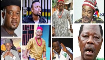 Top 10 Most Richest Actors In Nigeria - Austine Media