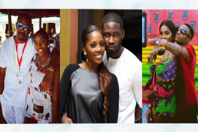 Musicians models married to Celebrity couples