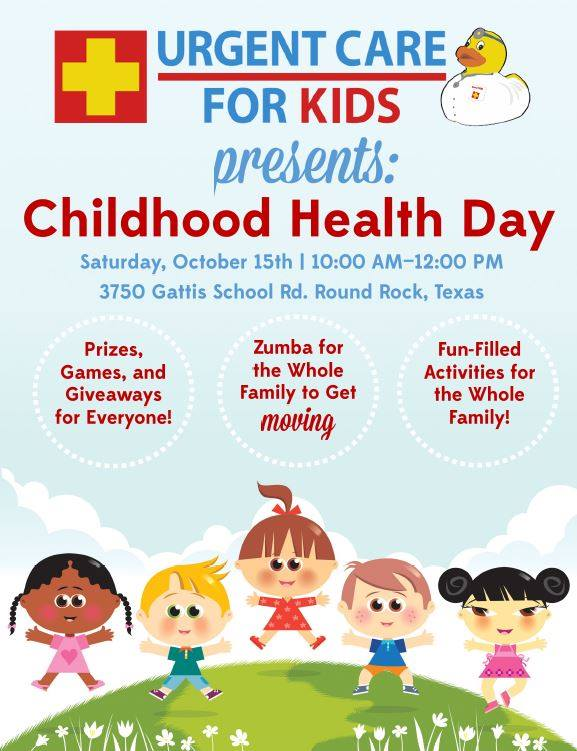 Childhood Health Day - Austin Expecting