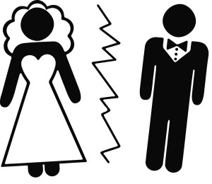Image of divorced couple