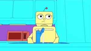 miss robot movie