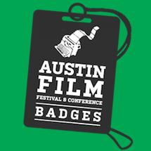 film festival capitol badge
