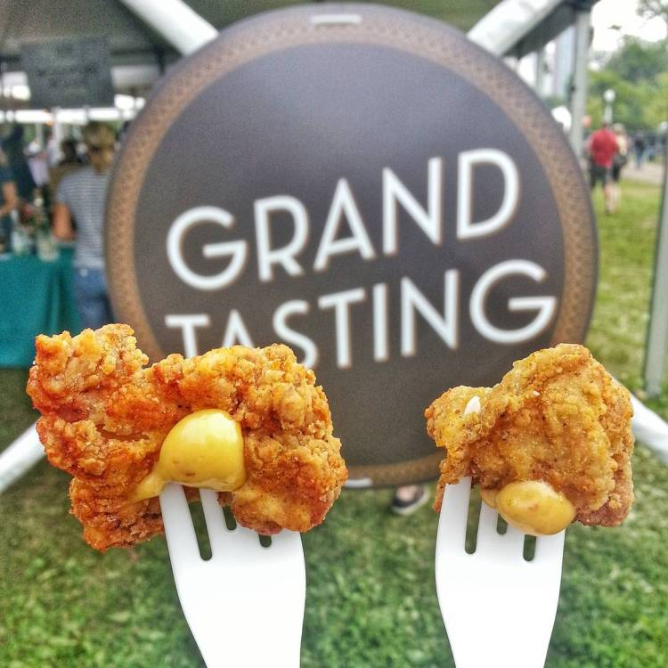 Chicago Food and Wine