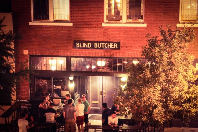 Blind Butcher exterior