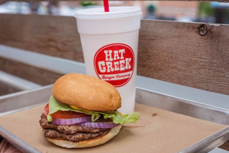 hat creek burger