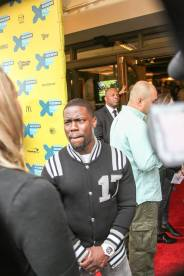 Kevin Hart, interviews with Austin Food Magazine