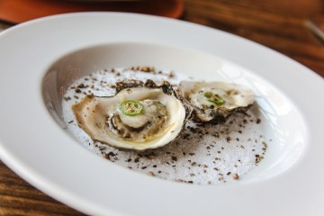 Lonesome Dove Oysters
