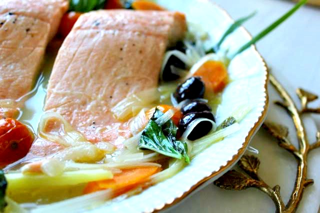 Salmon Recipe Trish