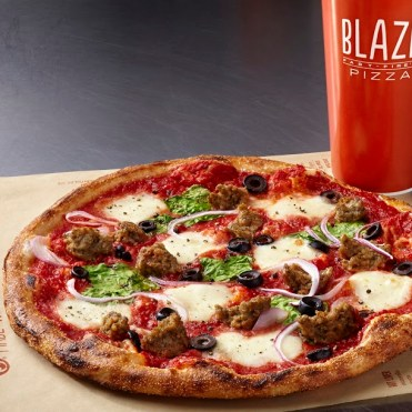 Photo by Blaze Pizza
