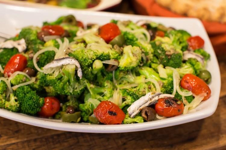 Friendsgiving Broccoli Salad
