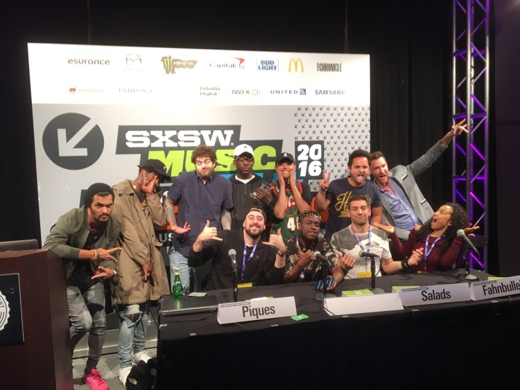 SOCIAL MEDIA STARS REIGN SUPREME at SXSW 2016
