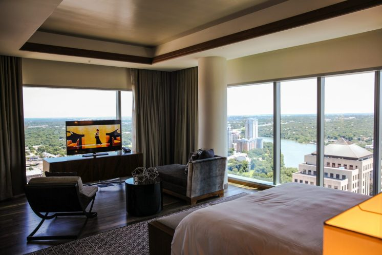 JW Marriott Presidential Suite