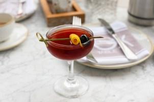 VOX Table brunch cocktail