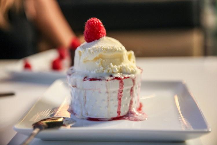 Greenhouse Craft Food cherry-cobbler