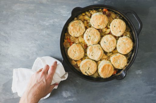 chicken-pot-pie-cobbler