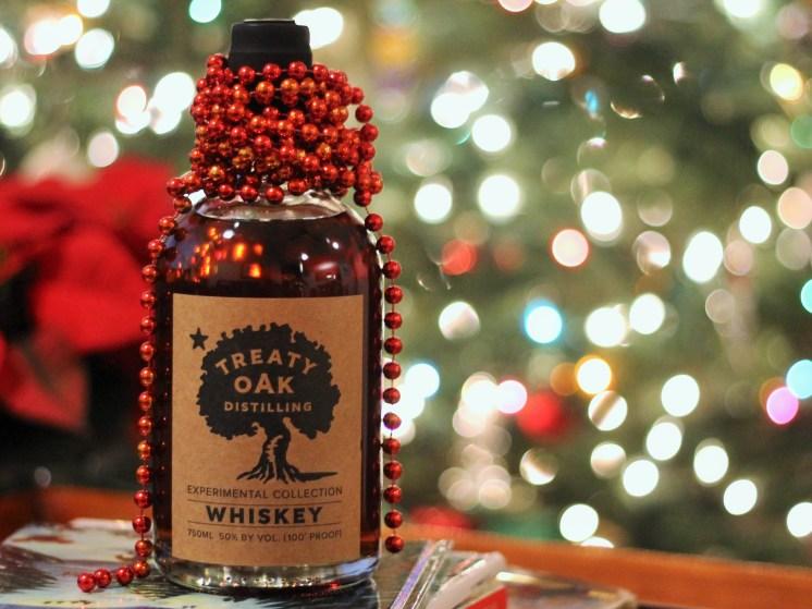 Treaty Oak Distilling Experimental Whiskey