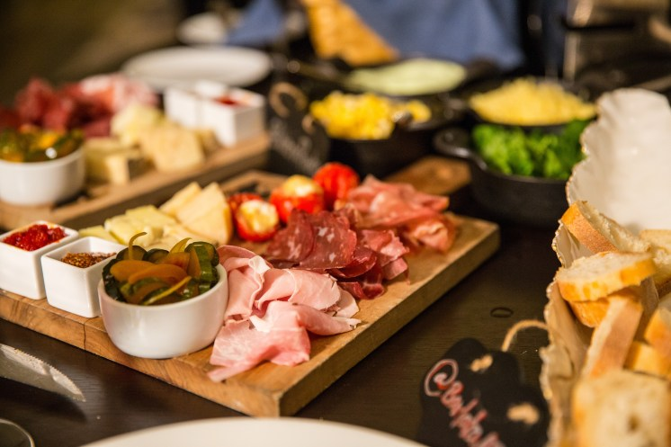 Op Wine Bar charcuterie-board