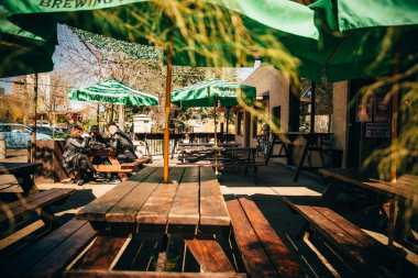 Waller Creek Pub Patio