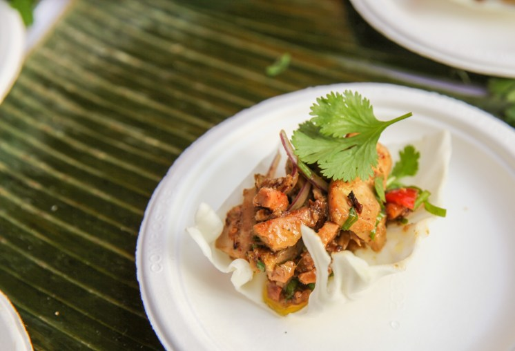 Austin Food and Wine - Lone Star Nights Thai Kun - Chef Thai