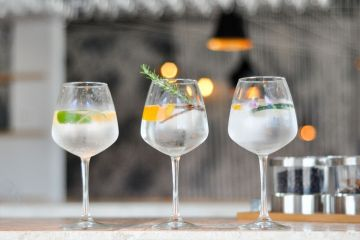 El Chipiron Gin and Tonic