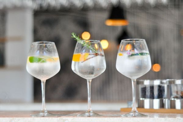 El Chipiron Gin and Tonic