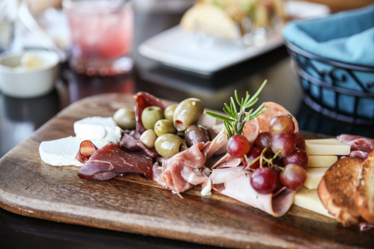 Lakeway Resort and Spa charcuterie board