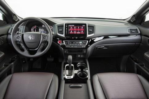2018 Honda Ridgeline Black Edition