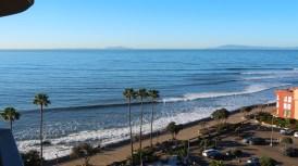 Ventura Beach view