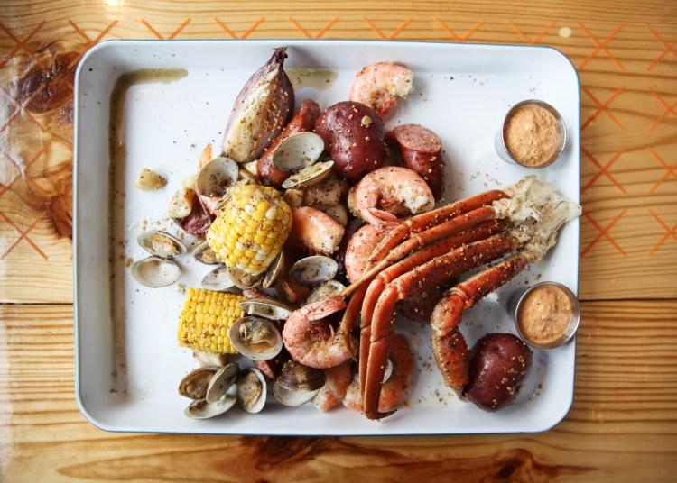 TLC Seafood Boil