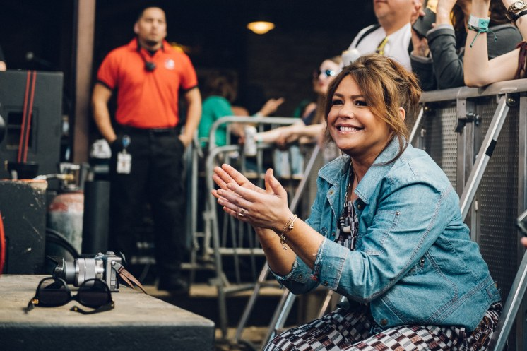 Rachel Ray at SXSW 2018 Charles Reagan