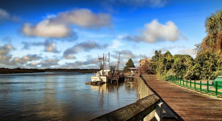 Darien River - Golden Isles