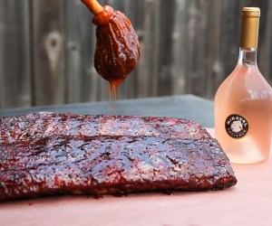 Ribs and Rosé Soirée - Stiles Switch BBQ
