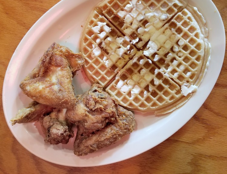 Roscoe's Chicken and Waffles