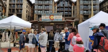 Vail Village SHopping