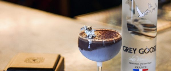 academia $100 chocolate martini