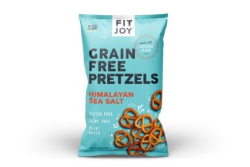 Fit Joy pretzels